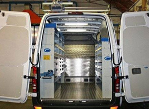 Technical assistance for forklift batteries