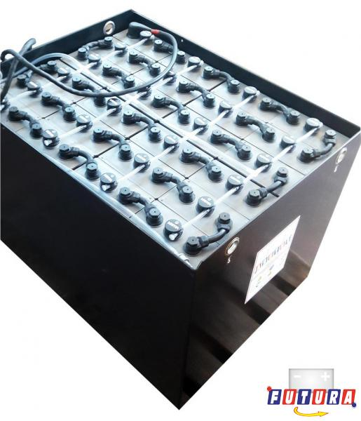 Lead-acid Traction Battery for forklifts 24x3PzS345 ...
