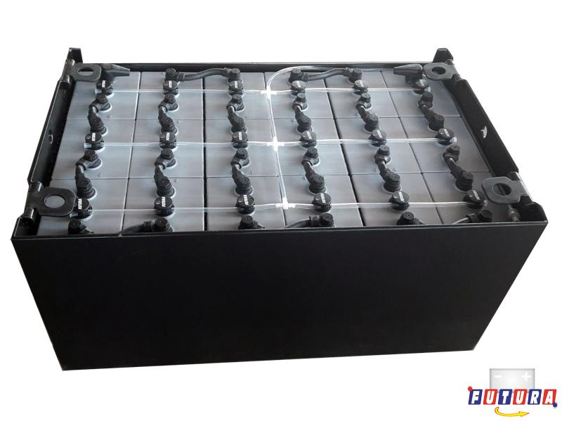 Lead acid batteries for forklifts 18x5PzS450 // Traction ...