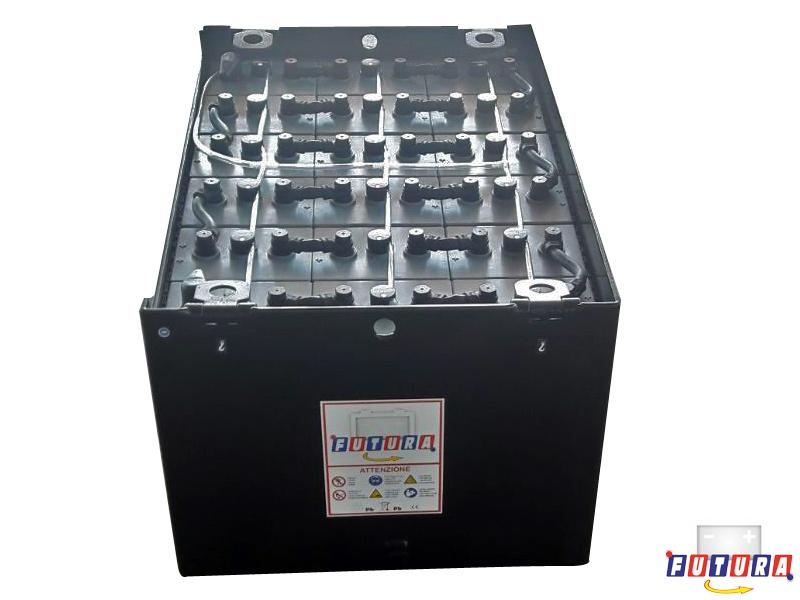 Lead-acid Traction Battery for forklifts 18x10PzS1150 ...