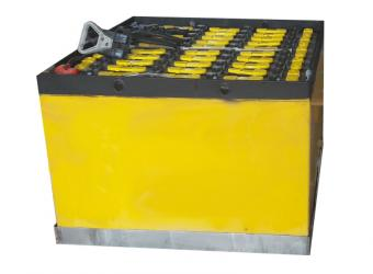 Regenerated 72V traction battery