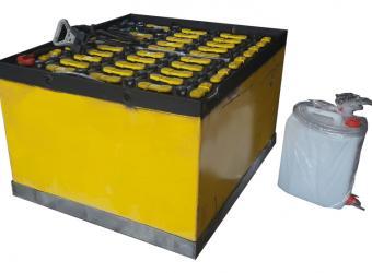 Batteria rigenerata muletto 48V