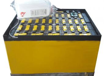 Batteria rigenerata per carrello elevatore 24V