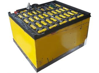 Batteria muletto rigenerata 96V