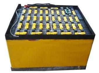 Batteria rigenerata carrello elevatore 80V