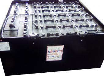 Batteria trazione per carrelli elevatori e muletti