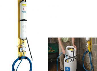 Sistema deionizzatore acqua