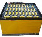 Regenerated 80V battery for forklifts